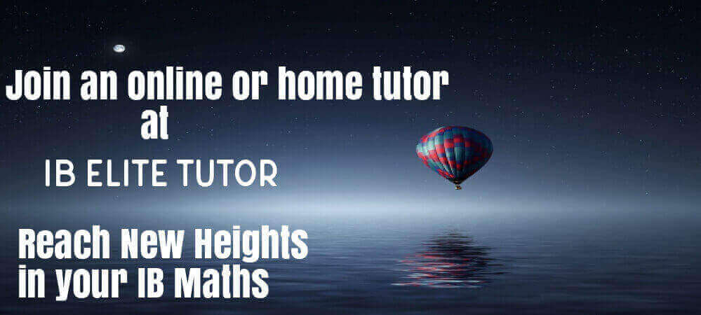 ib maths tutors