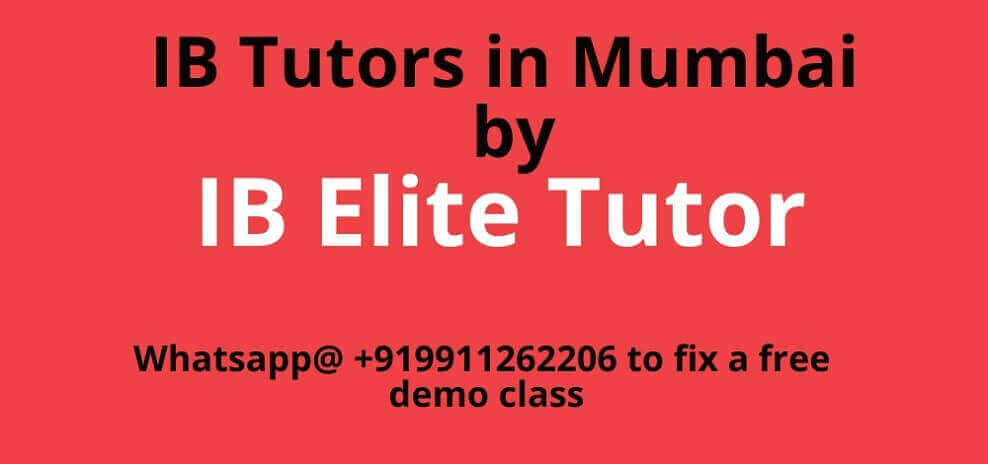 ib tutors in mumbai
