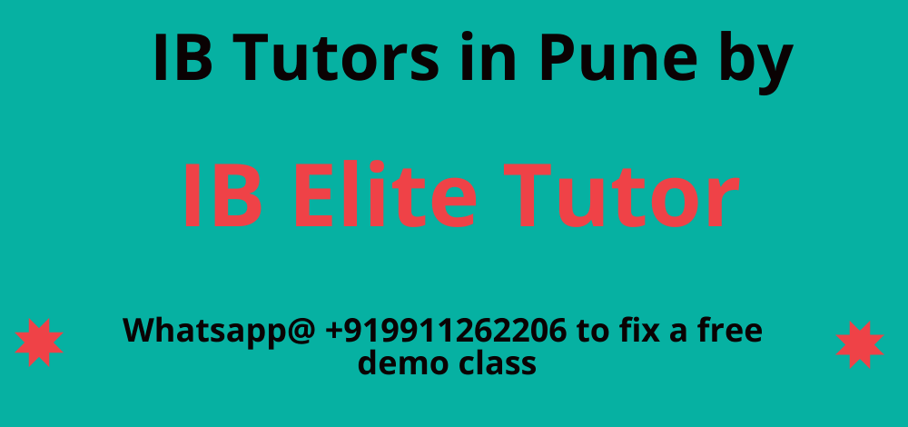 ib tutors in pune