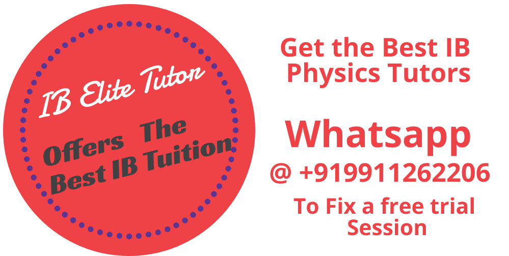 ib physics tuition