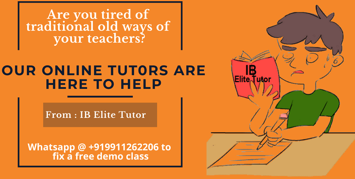 ib tutors in bahrain