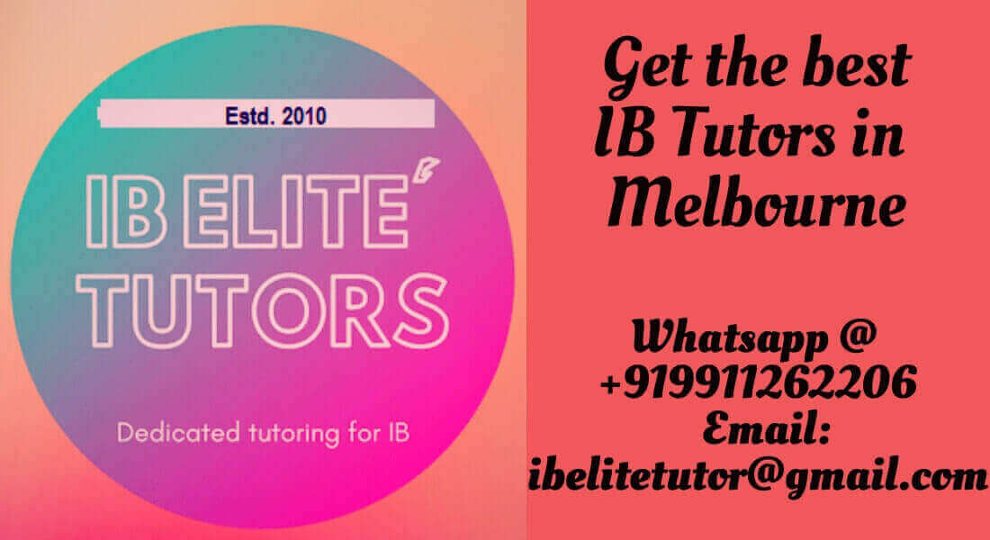 ib tutors melbourne