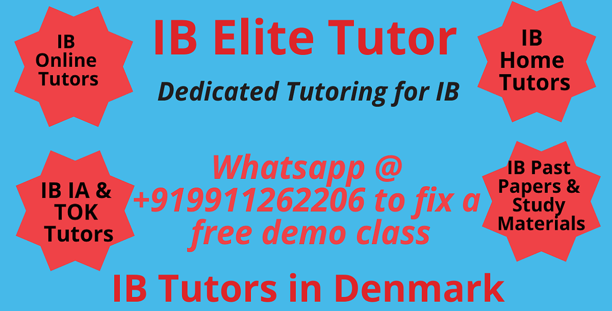 ib tutors in denmark