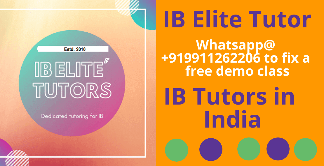 ib tuition in india
