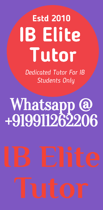 ib tutors in india