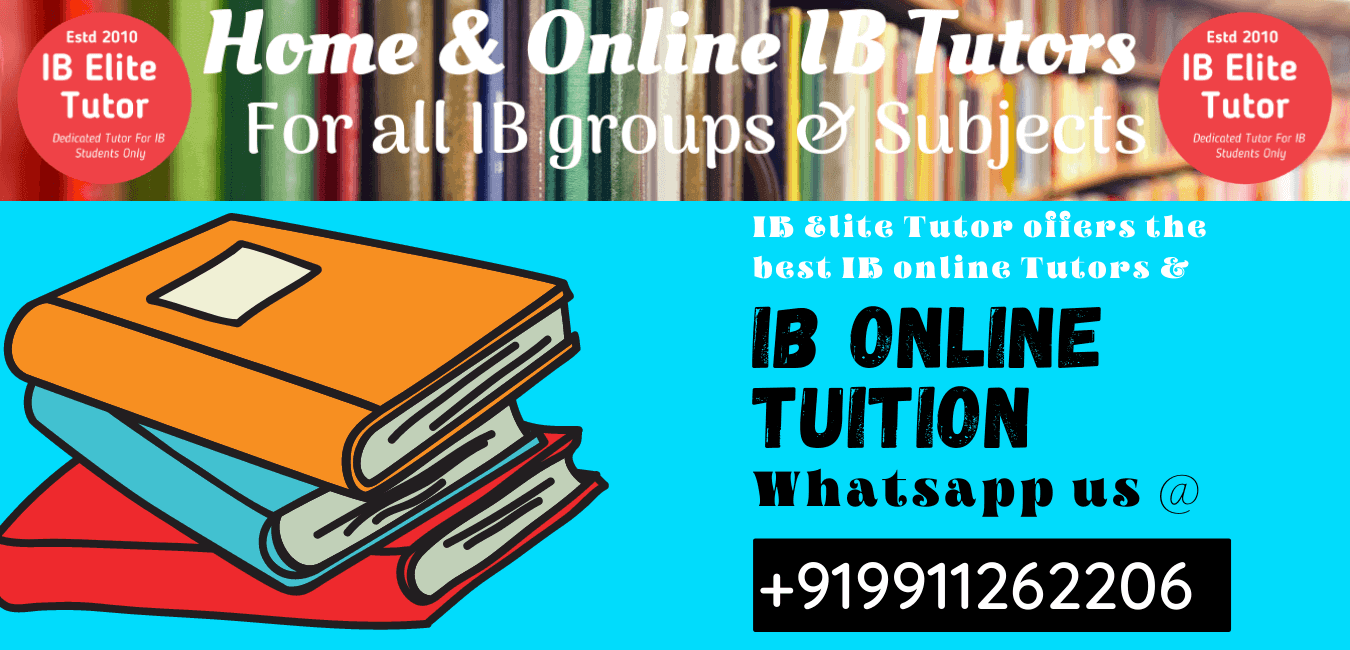 IB Online Tuition